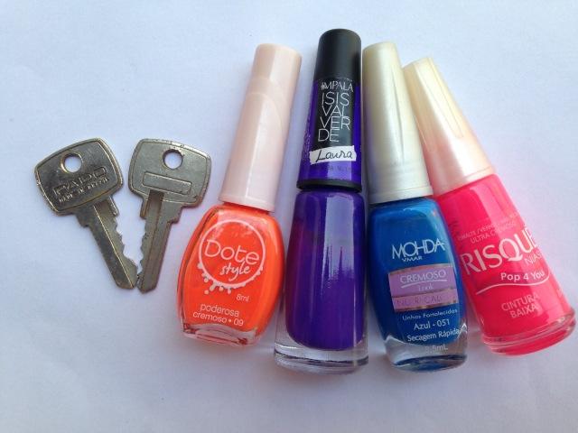chaves coloridas fernanda angelo