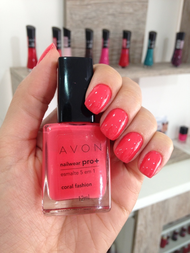 coral fashion avon