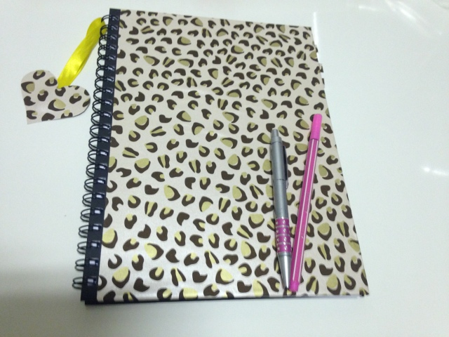 caderno oncinha