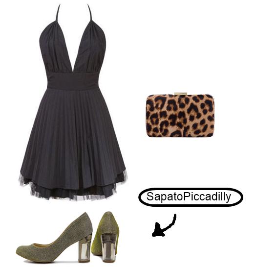 sapato piccadilly tecido lux