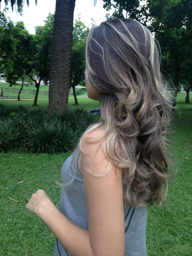 ombre hair by joão franco