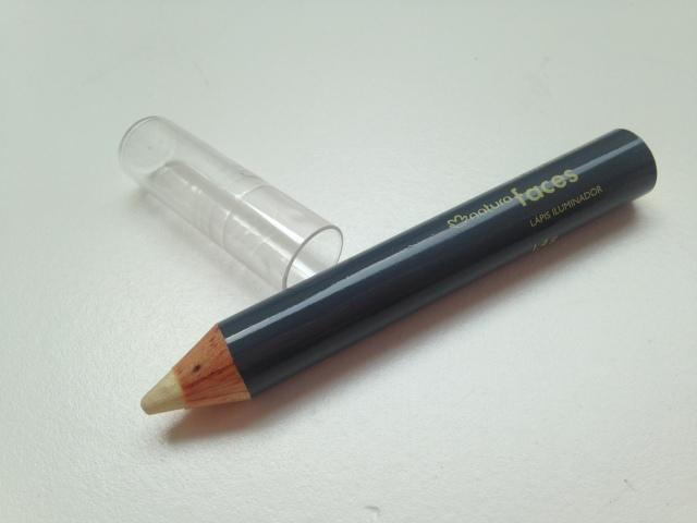 iluminador lápis natura faces